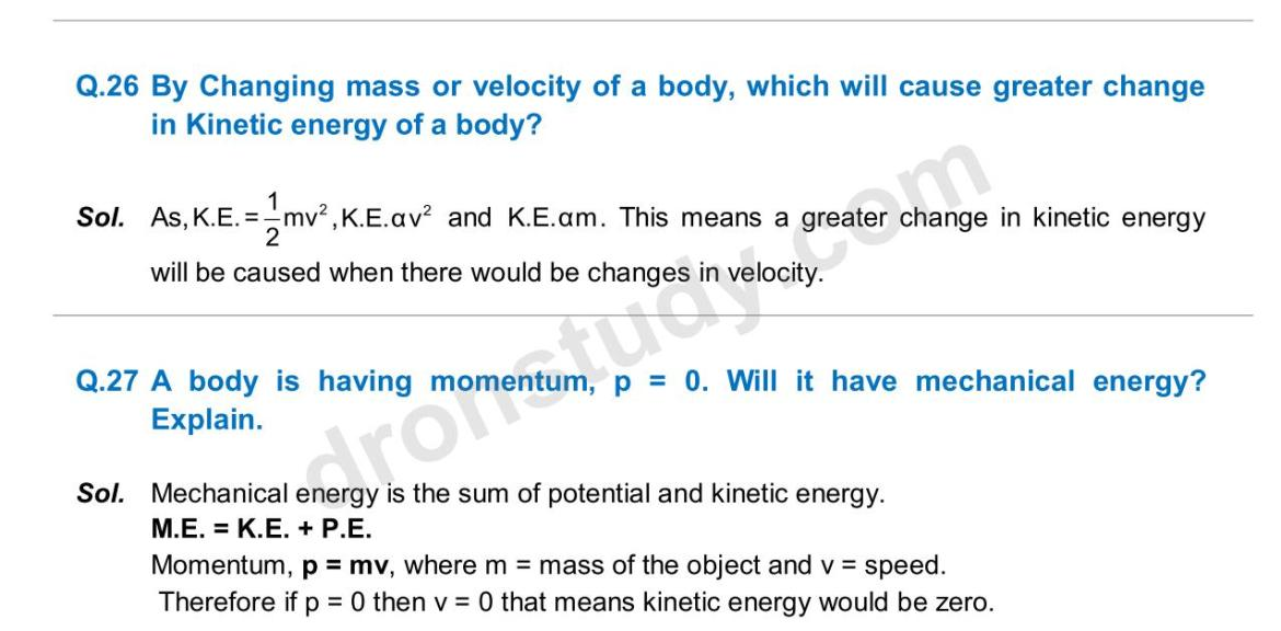 important question work and energy_18