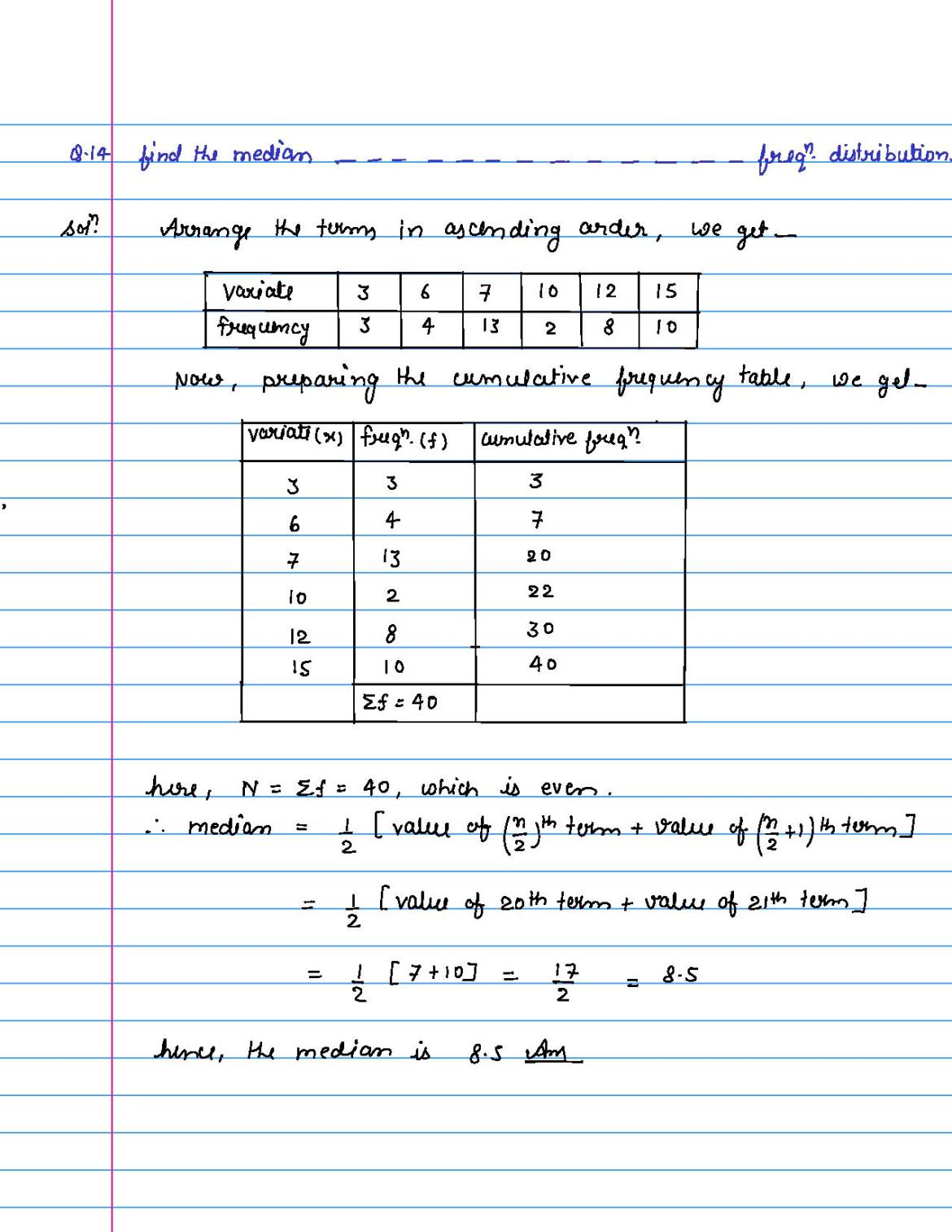 solution of FA of statistics by jitu-page-014