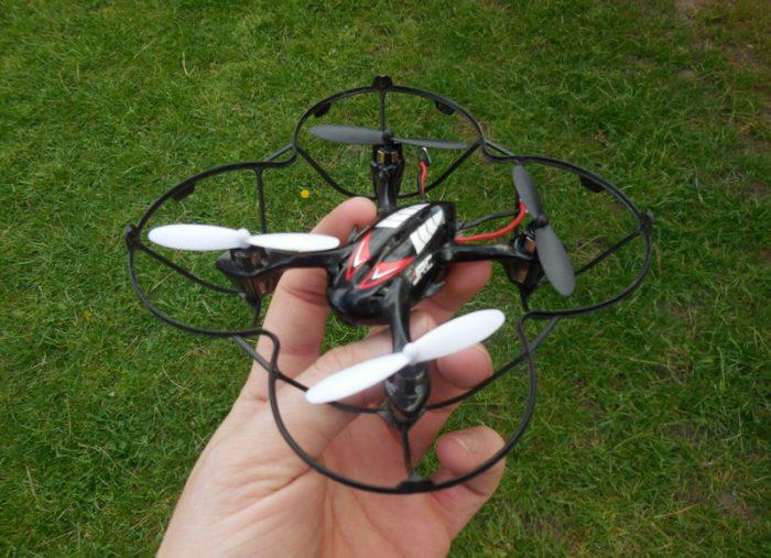 Vánoční soutěž o dron s kamerou