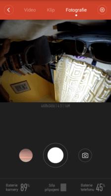 Základní fotoaparát