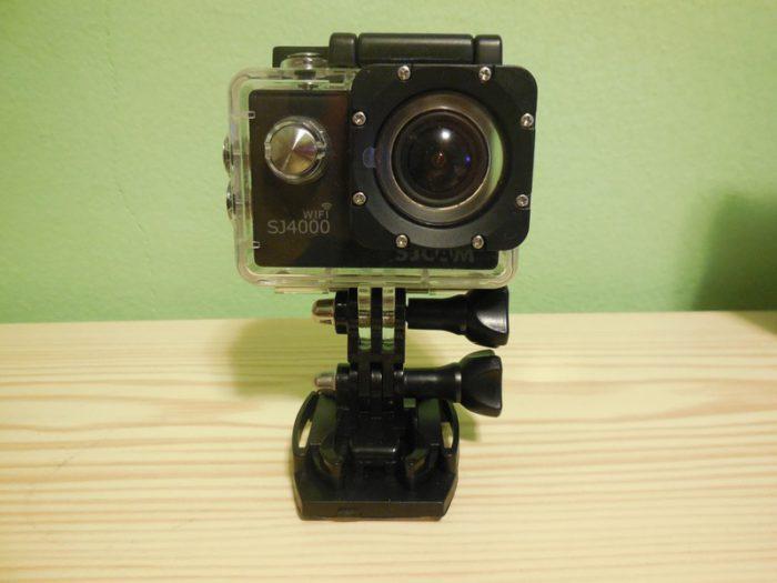 Recenze SJCAM SJ4000 Wi-Fi - kamera s kupou příslušenství a skvělou cenou