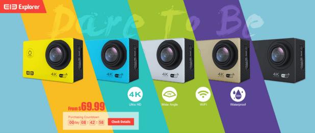 Elephone Ele Explorer je v prodeji za akční cenu