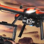 JJRC H11D – Zajímavý dron s FPV