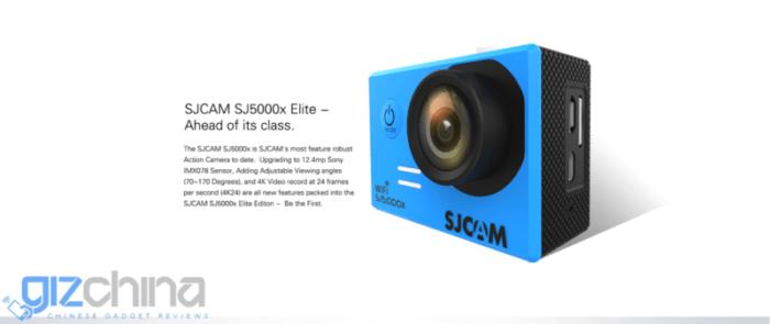 Akční kamera SJCAM SJ5000X za 3 000 Kč a skladem v ČR? Že je to blbost?