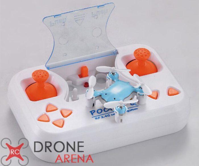 DWI Nano 1 chce být nejmenším dronem