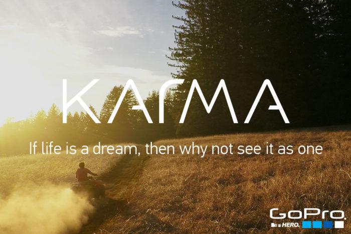 GoPro Karma - odhalen název dronu od GoPro + informace o kameře