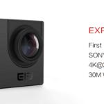 Nové informace o kameře Elephone Ele Explorer Pro