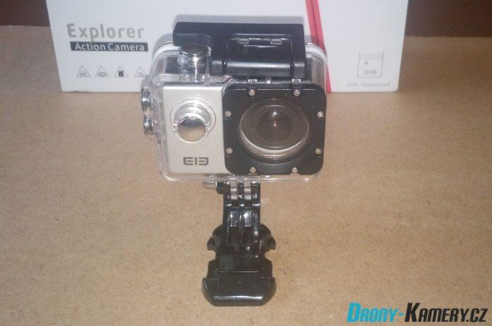 Recenze Elephone Ele Explorer - první akční kamera od Elephonu