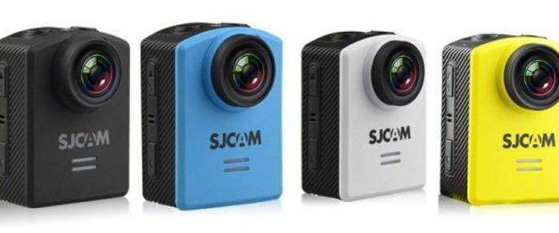 M20 – nová kamera od SJCAM!