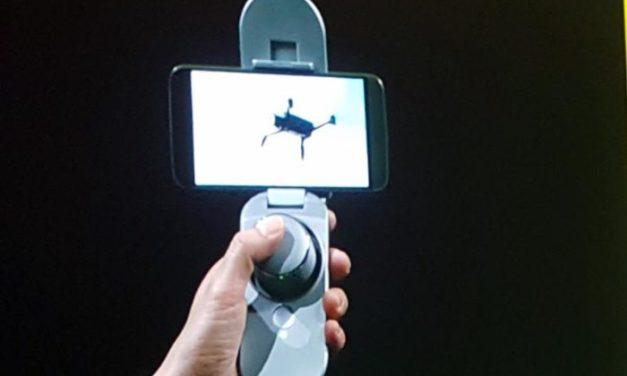 MWC 2016 – LG představilo miniaturní ovladač pro drony