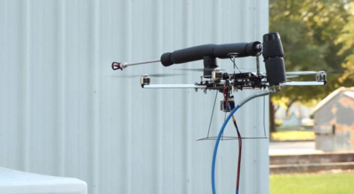 Appelix je dron, který udělá nudnou práci za vás