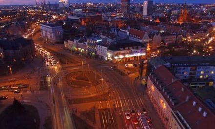 Gdaňsk – úžasné časosběrné video