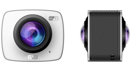 Elephone chystá 360° kameru
