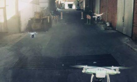Závody dronů míří do televize