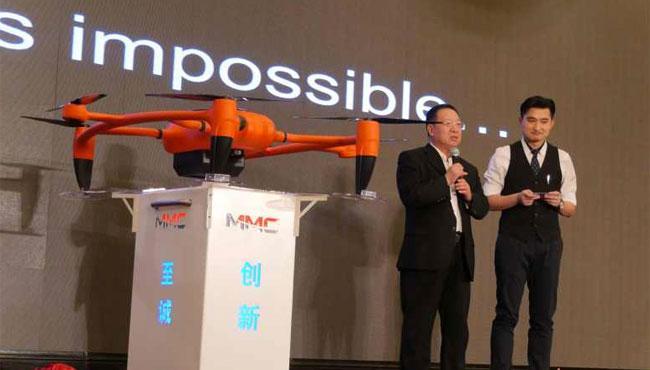 HyDrone 1800 – první komerčně dostupný dron na vodík