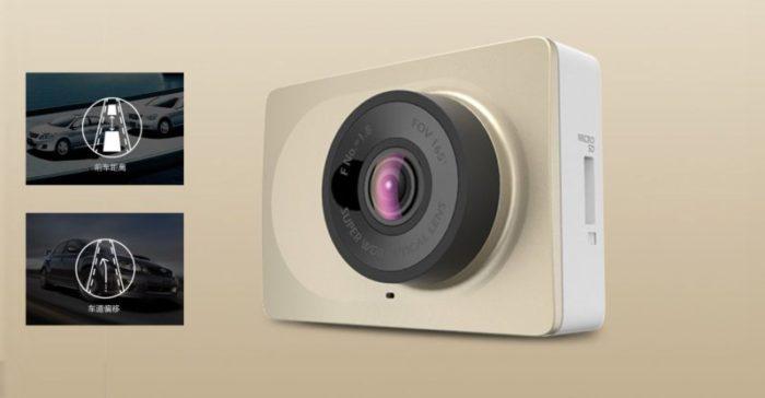 Xiaomi Yi Dash Camera – černá skříňka a jízdní asistent v jednom