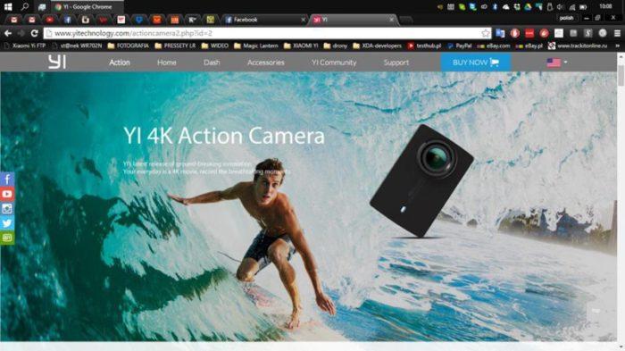 Xiaomi Yi 4K – má se konkurence začít bát?