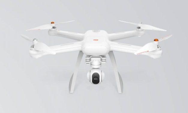 Xiaomi Mi Drone 4K ve flash sale za krásných 419$