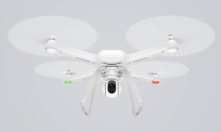Xiaomi Mi Drone 4K ve skvělé akci
