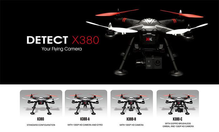 Slevové kupóny na drony