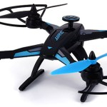 JJRC X1 vs. XK X251 vs. XK X252 - nejlepší drony s bezkartáčovými motory