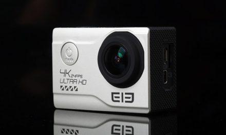 Elephone ukázal snímky z kamery Elecam Explorer Elite