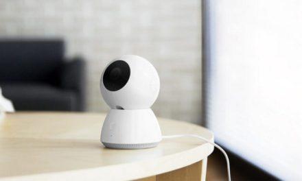 Xiaomi MiJia 360° – otočná kamera do domácnosti