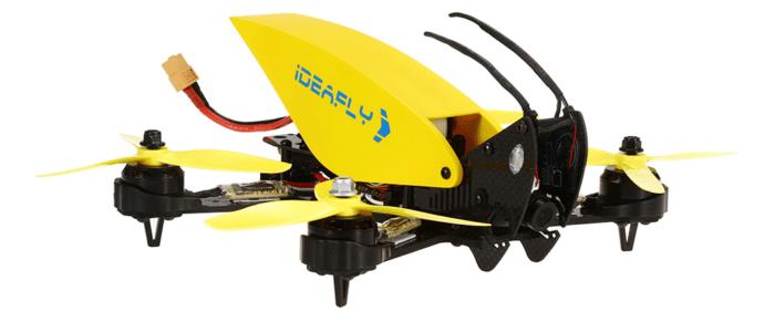 IdeaFly Grasshopper – závodní koptéra s rychlostí 230 km/h