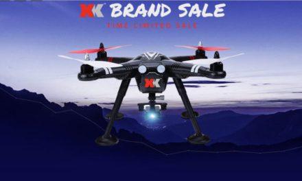 Slevová akce na drony XK