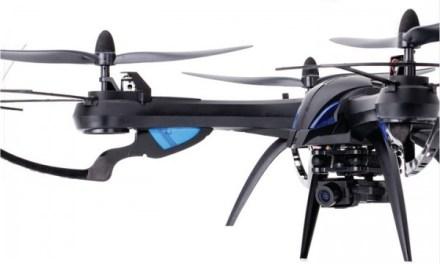 Spider R10 – silný dron, který unese i kameru