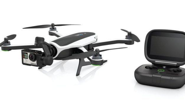 Dron GoPro Karma – první dron od GoPro představen