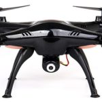 Syma X5Cs Pro má baterie až na 40 minut letu
