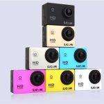 Kamery SJCAM SJ400