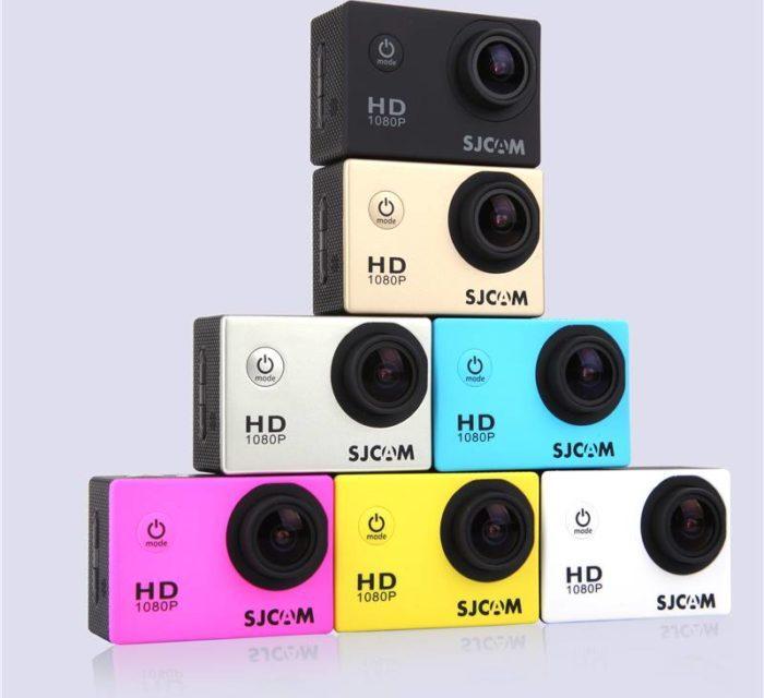 Kamery SJCAM SJ4000 updatovány