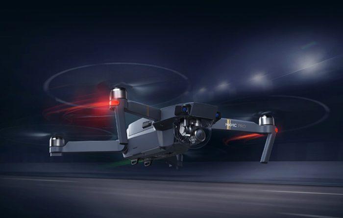 10 věcí, které byste měli vědět o dronu DJI Mavic Pro