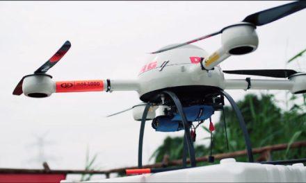 Microdrones MD4-1000 – Budou drony zachraňovat tonoucí?