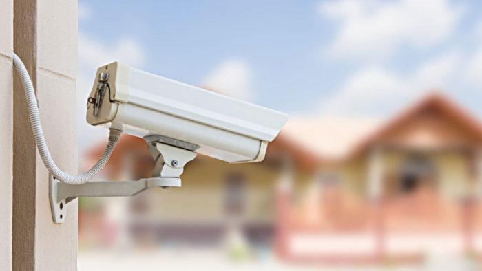 Střežte svůj majetek s bezpečnostní kamerou