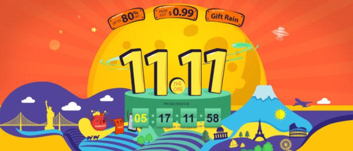 GearBest připravil akci, ve které naděluje dárky