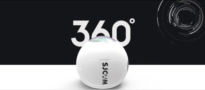 SJCAM SJ360 – první 360° kamera od SJCAM představena