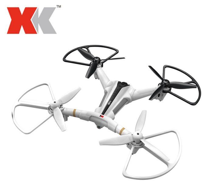XK X300 s 5,8 GHz FPV z EU skladu za 115,99$