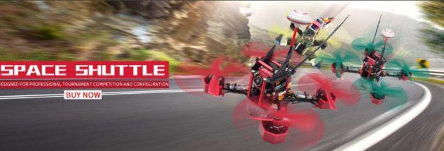Drony od JJRC ve flash sale na Gearbestu