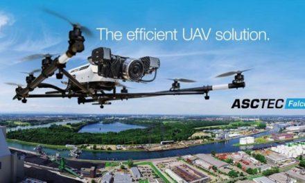 Intel na droním nebi nejen s Intel Falcon 8+