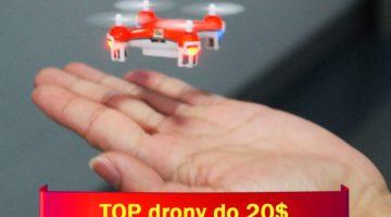 Nej drony do 20USD