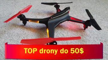 Nej drony do 50USD