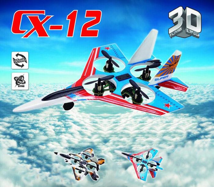 Cheerson CX-12 – když chcete změnu