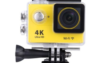 Sleva: 4K akční kamera Eken H9 s WiFi a bohatým příslušenstvím