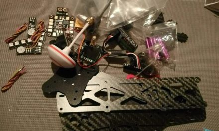 Jak postavit dron #2 – montáž