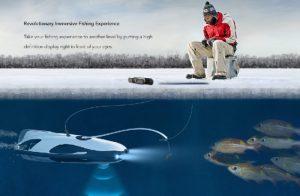 Podvodní dron PowerRay představený na CES 2017