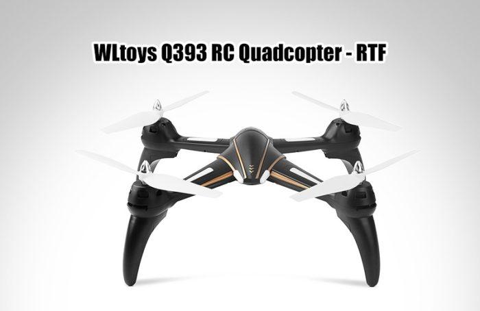 představení WLtoys Q393