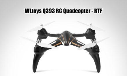 WLtoys Q393 – další zajímavec do začátku